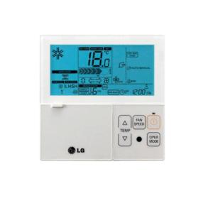 Кассетный кондиционер LG CT09.NR2R0/UU09W.ULDR0 inverter