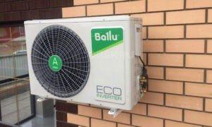Сплит системы Ballu: наружный блок